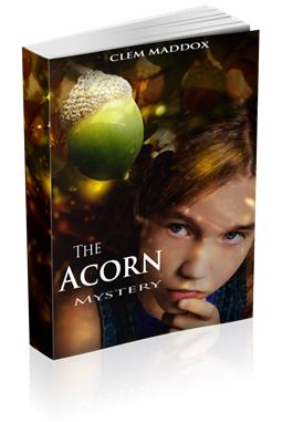 Acorn Mystery Book Cover 2016