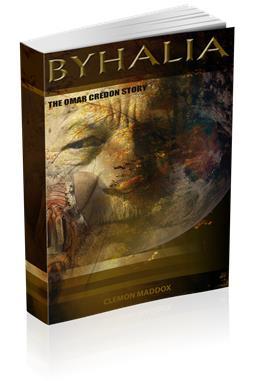 Byhalia-The Omar Credon Story 3d Book Image 2016