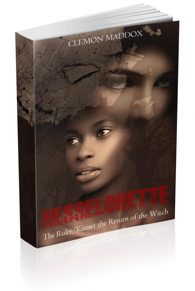 Nesselorette-The Ruler Large 3d book image 2018